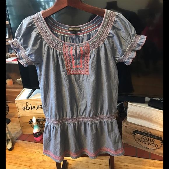 Like new Nine West tunic or mini dress size L